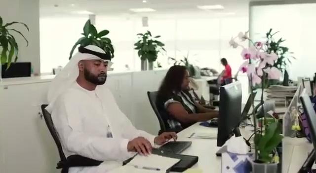Dubai World Trade Centre wellness in motion