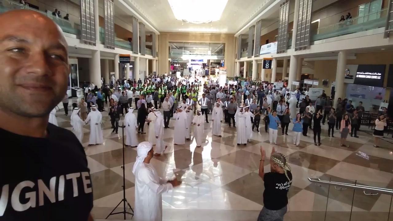Dubai World Trade Centre DFC 2